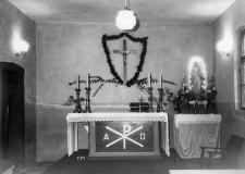 Kaplica w Orzeszkowie - 1973 r.
