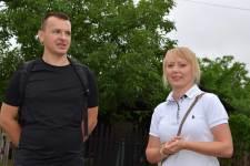 Pieszo na Piknik Parafialny do Głębowic - 26 czerwca 2016