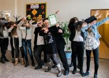 II miejsce dla Publicznego Gimnazjum w Wąsoszu