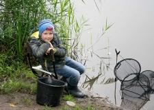 Zawody wędkarskie dla dzieci