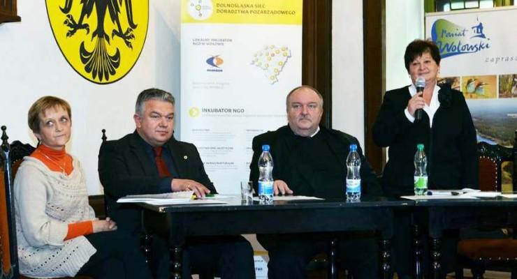 Forum NGO w Wołowie