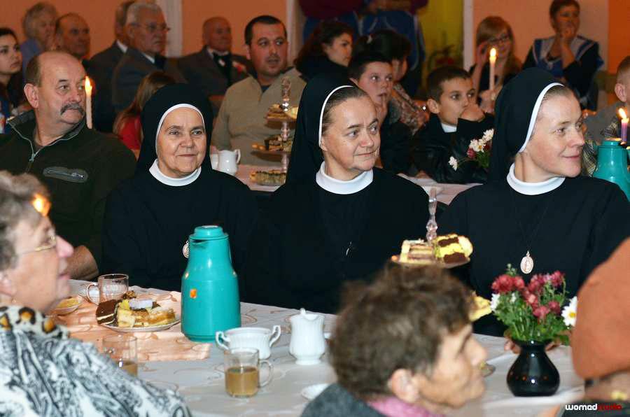 Goście w krzelowskiej świetlicy
