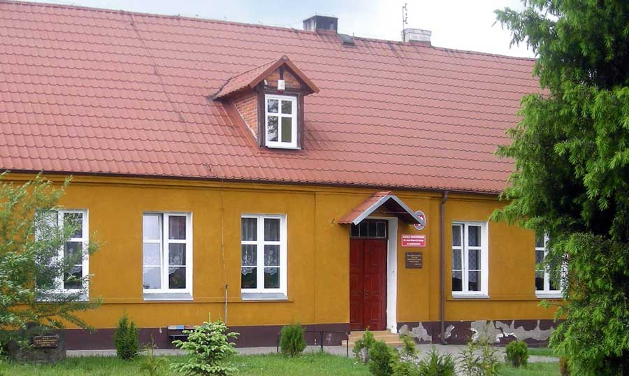 Szkoła Podstawowa w Głębowicach