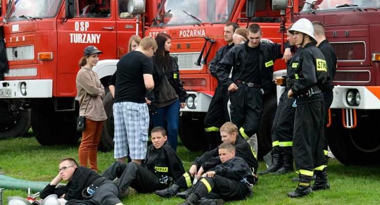 Dzień Strażaka w Krzelowie