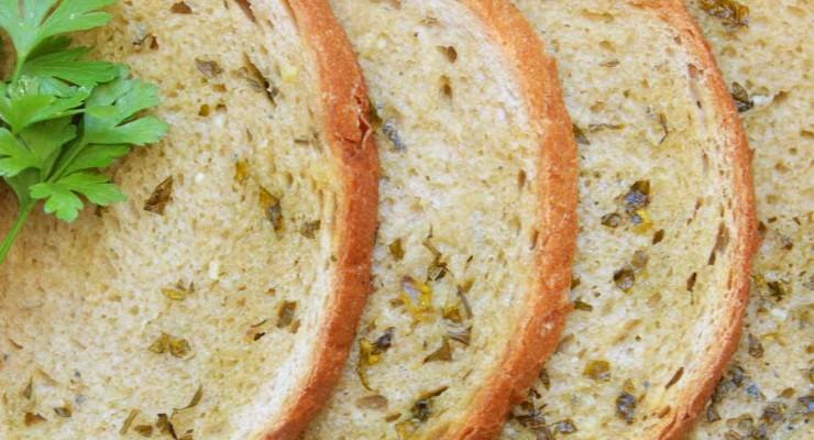 Chleb z gorgonzolą