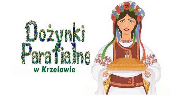 Dożynki w Krzelowie
