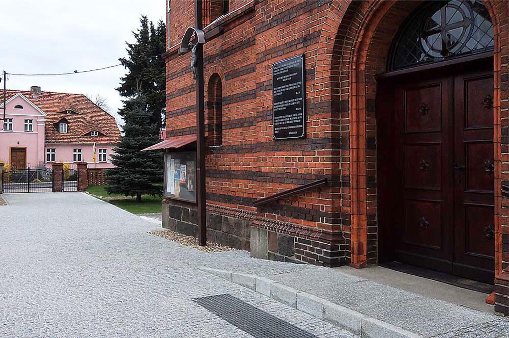 Kościół w Krzelowie