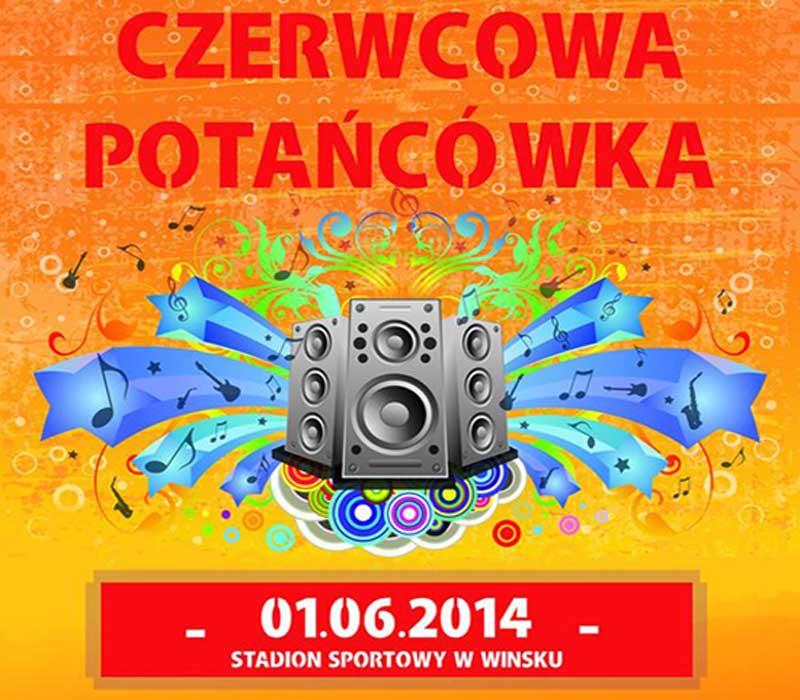 Potańcówka w Wińsku