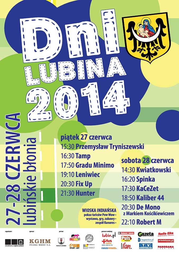 Dni Lubina 2014