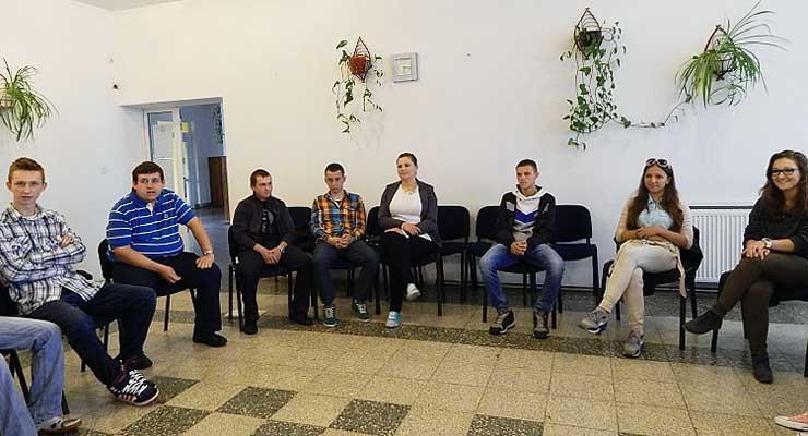 Pierwsza sesja Młodzieżowej Rady