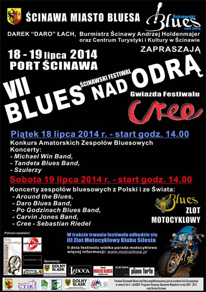 Blues nad Odrą 2014
