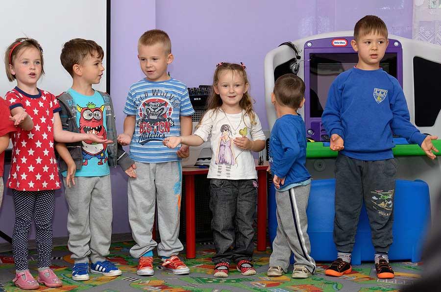 KidSmart. Występy przedszkolaków z Wińska