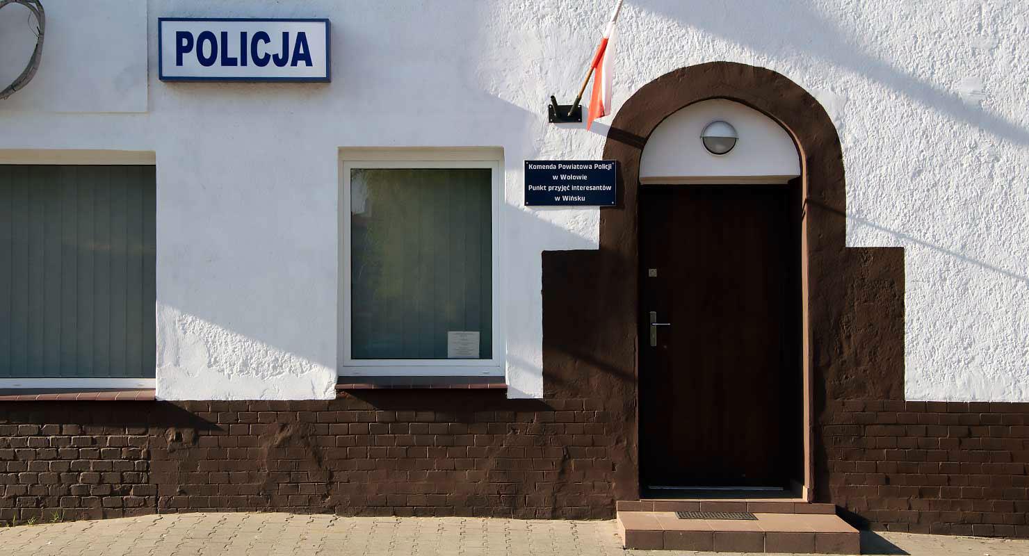 Placówka Policji w Wińsku