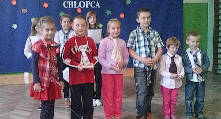 Dzień Chłopca w Krzelowie