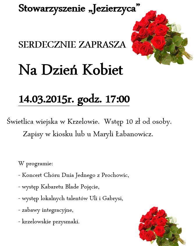 Dzień Kobiet w Krzelowie