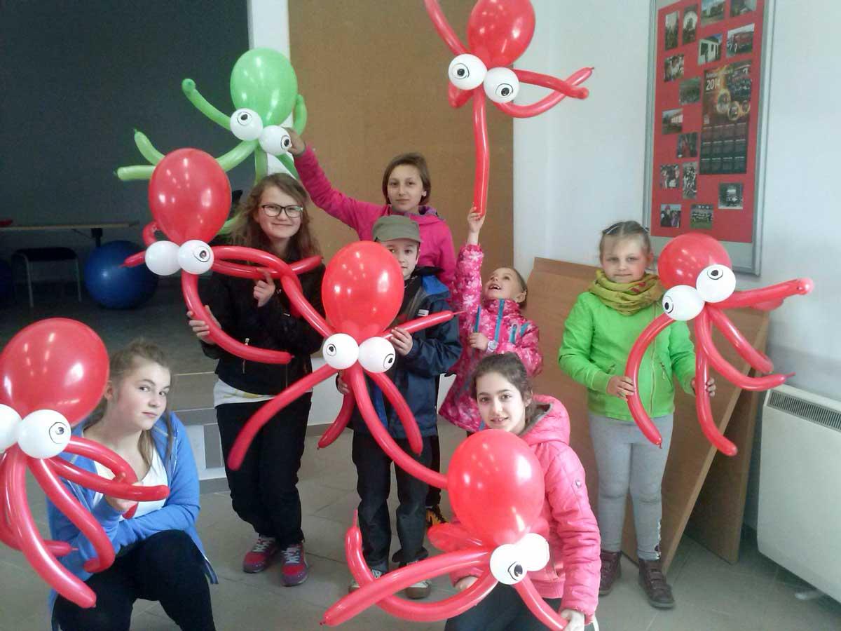 Zaczarowane balony