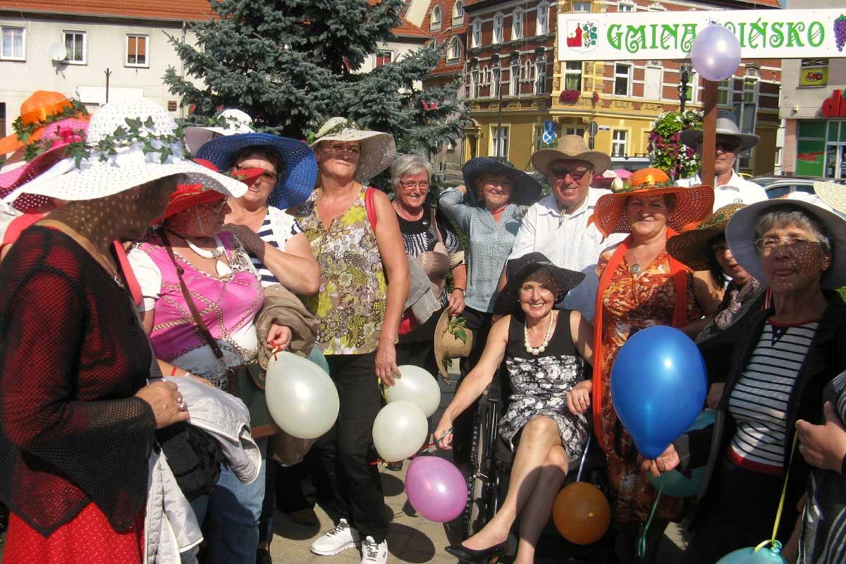 Rada Seniorów Gminy Wińsko na Senioradzie w Żmigrodzie