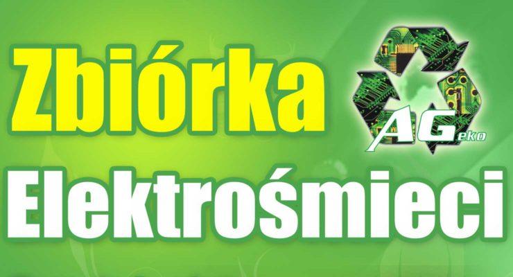 Zbiórka elektrośmieci w Wińsku