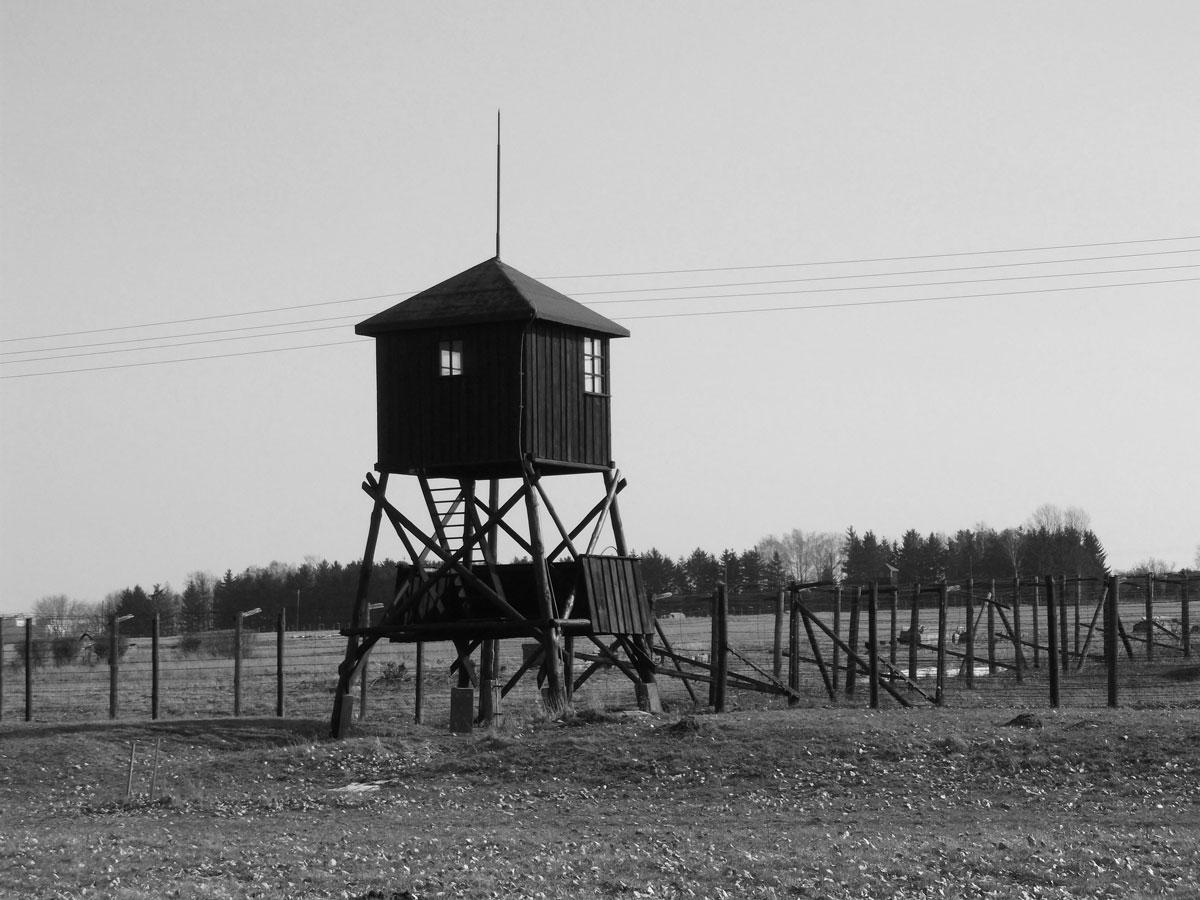 Majdanek-wieża
