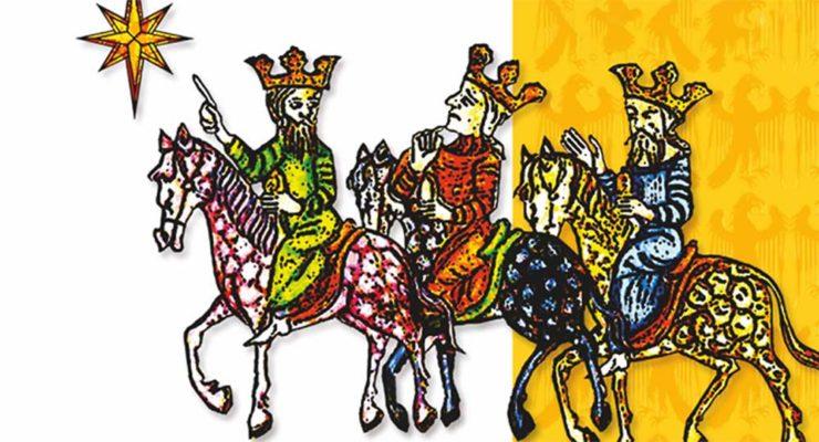 Orszak Trzech Króli w Wińsku