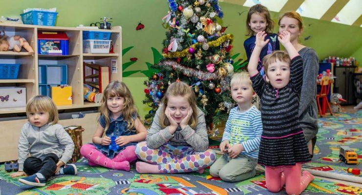 Przedszkolaki z Orzeszkowa o Bożym Narodzeniu [wideo]