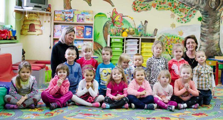 Z przedszkolakami o Walentynkach [wideo]
