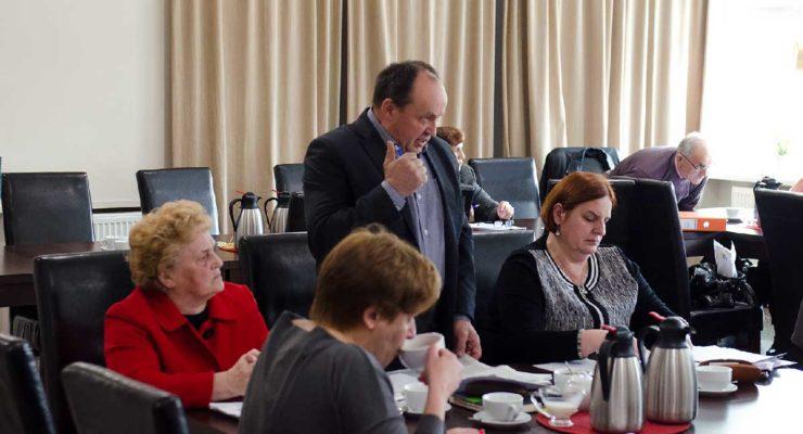 Sesja Rady Gminy Wińsko z dnia 20 kwietnia 2017 [wideo]